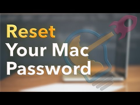 Forgot Mac Password? Reset your password without losing any data