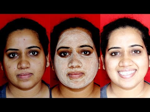 BEST FACE MASK FOR CLEAN & CLEAR SKIN !!