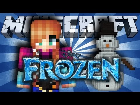 Do You Want to Build a Snowman? (Minecraft Parody)
