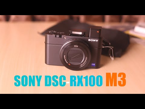 Sony RX100 M3 Unboxing