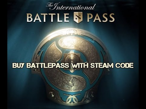 How to Buy TI 7 Battle Pass Using Steam Code!!! [KH]