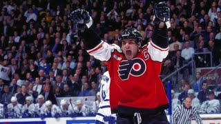 Looking back at Eric Lindros