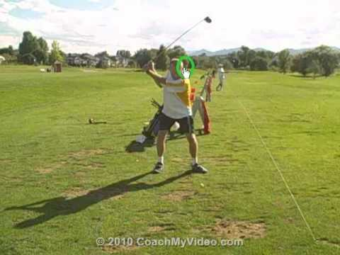 Golf Driver: Getting More Distance on the Swing