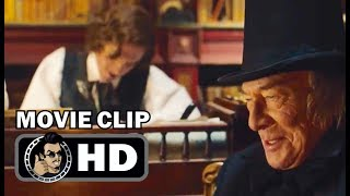 THE MAN WHO INVENTED CHRISTMAS Movie Clip - Humbug (2017) Dan Stevens Christmas Movie HD