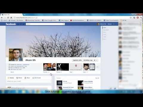 Hide your facebook friends .. Timeline facebook -New- 2012