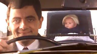 Lost Baby | Funny Clip | Classic Mr Bean