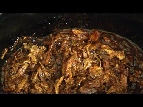 Slow Cooker Pulled Pork - Crock Pot Pulled Pork