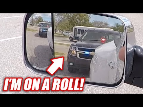 Pulled Over AGAIN! They Got Me This Time...
