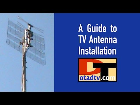 A Guide to TV Antenna Installation