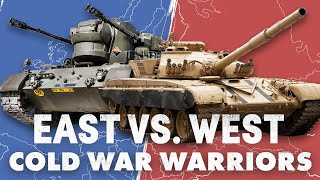 East vs. West Cold War Warriors | Tank Chats | The Tank Museum