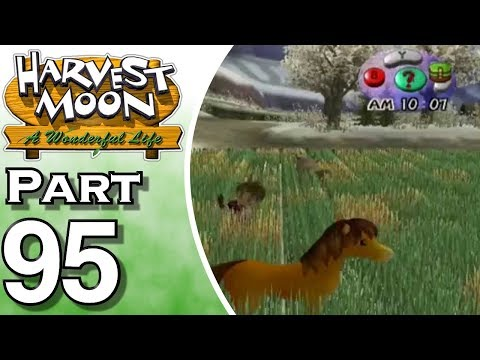 Harvest Moon: A Wonderful Life Part 95: Showing Tartan Crops