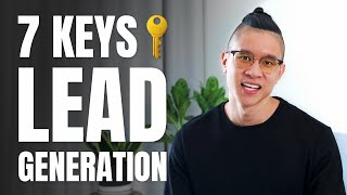 7 Keys to Lead Generation \u0026 Sales Prospecting for Business Development and B2B Sales