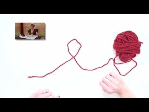 Knitting Help - Slip Knot