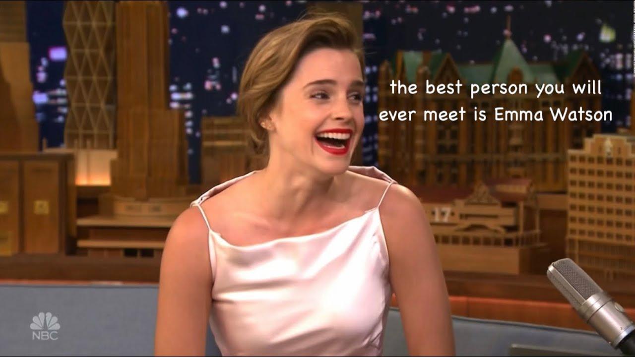 Emma Watson is an ✨ICON✨