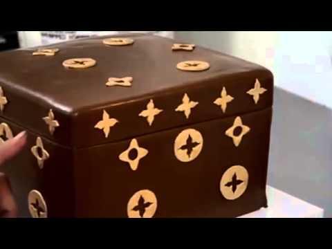 How to make cake How to make Louis Vuitton Cake