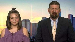 Cutting edge leukemia treatment saves girl