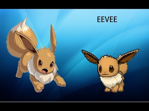 Eevee with Curse and Wish