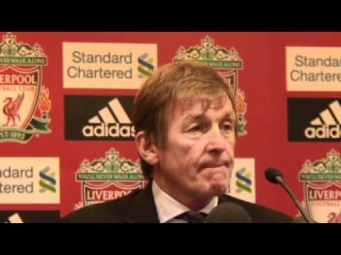 Kenny Dalglish on Liverpool FC's trip to Blackpool & his thoughts on Fernando Torres