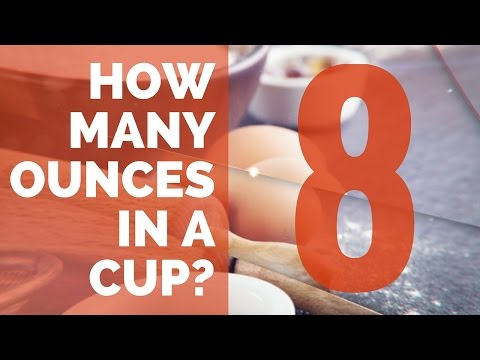 How Many Ounces In A Cup Conversion Guide