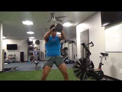 Workout #14: HIIT-Kettlebell-TRX