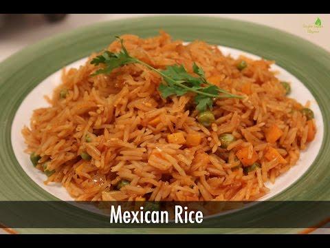 Mexican Rice | Sanjeev Kapoor Khazana