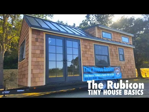 Tiny House Basics- Home Shell Kit on Wheels (the ins and outs)
