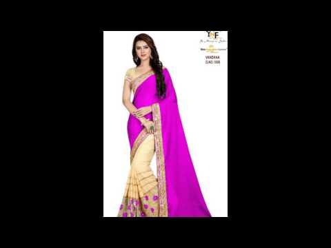 Surat Textile Bazaar Present Designer Sarees Shopping Online || Women Wear