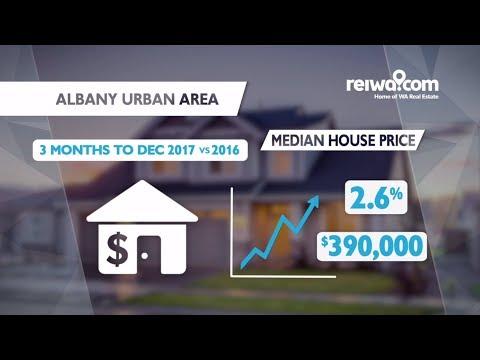 Albany Urban Area property market update