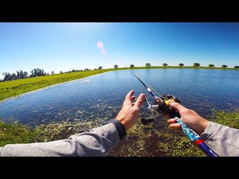 21 Minute Fishing Challenge