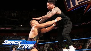 American Alpha vs. The Usos - SmackDown Tag Team Championship Match: SmackDown LIVE, March 21, 2017