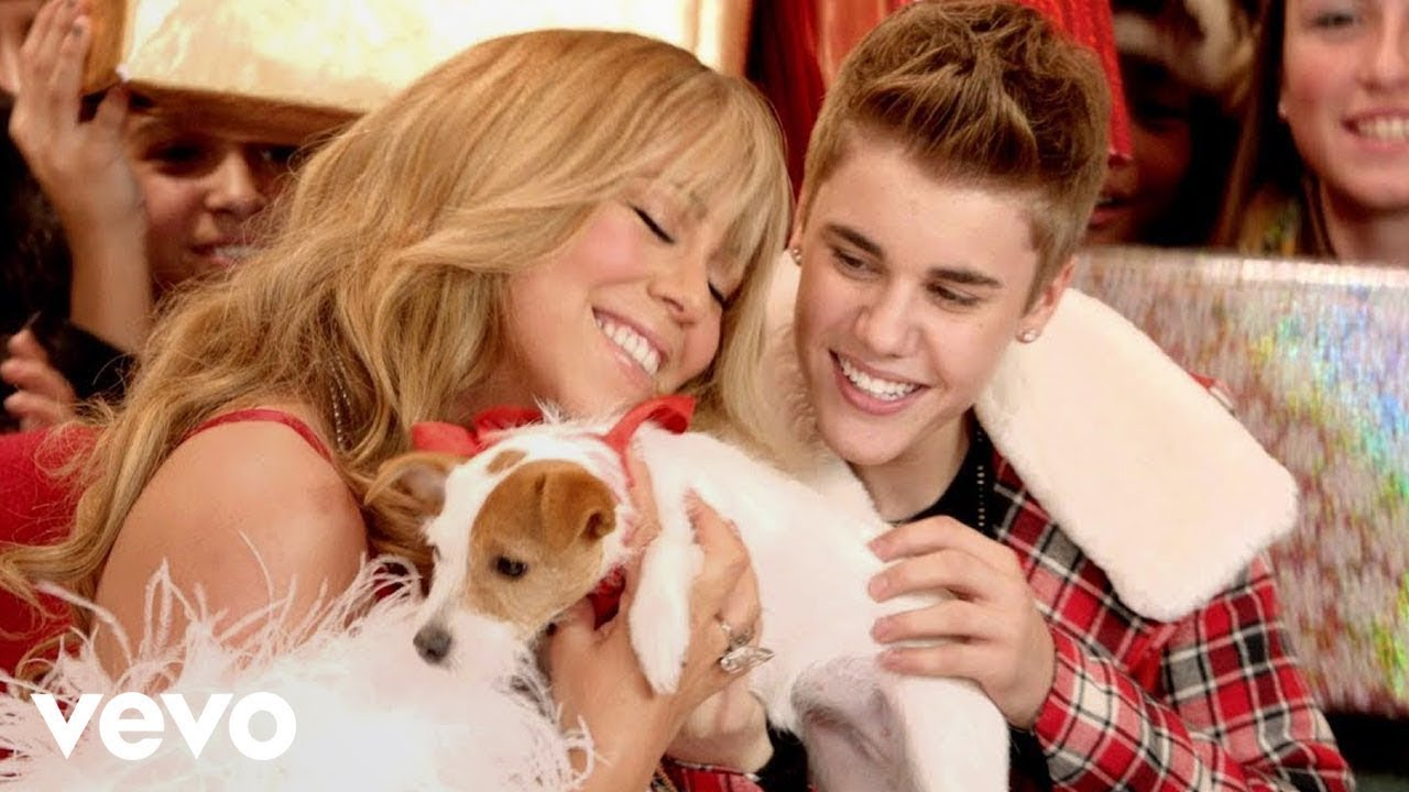 Justin Bieber & Mariah Carey - All I Want for Christmas Is You (SuperFestive!) [Duet with Mariah Carey]