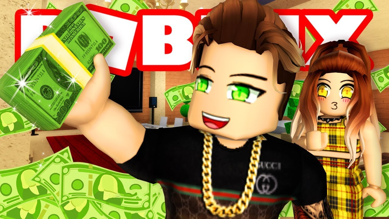 Creating the Richest Mansion on Roblox!