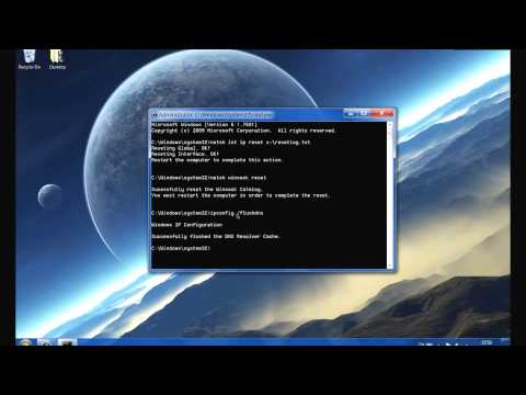 How To Fix DNS Server Problem ◄◄ 2015 | works 100%