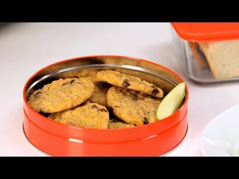 Tips for Cookie Storage