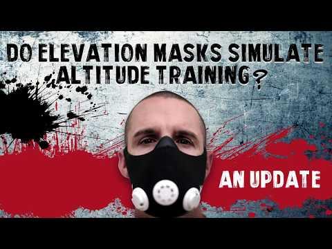 Do Elevation Training Masks Simulate Altitude Training? [An Update]