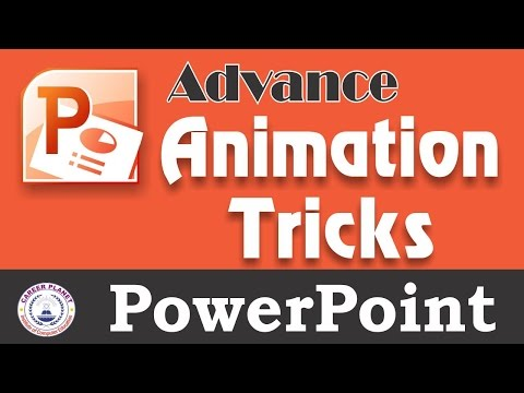 Learn PowerPoint Animation Tricks |Hindi| PowerPoint Presentation Tips & Tricks