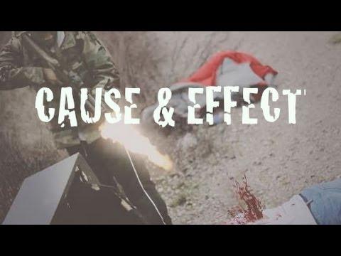 Cause & Effect (Short Zombie Film) HD PART 1.
