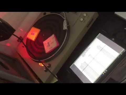 ADS scanner testing center