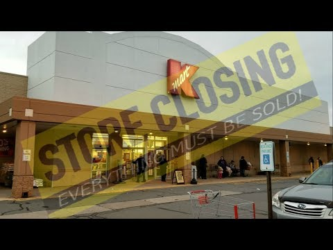 Kmart Is Closing In Moosic Pa - Announced 11/3/2017 - Part 1