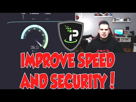 BEST VPN SPEED AND SECURITY SETTINGS ON IPVANISH VPN
