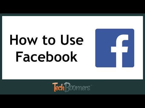 How to Use Facebook