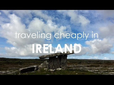 Traveling Cheaply in Ireland