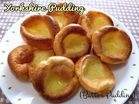 Yorkshire Pudding (Batter Pudding)