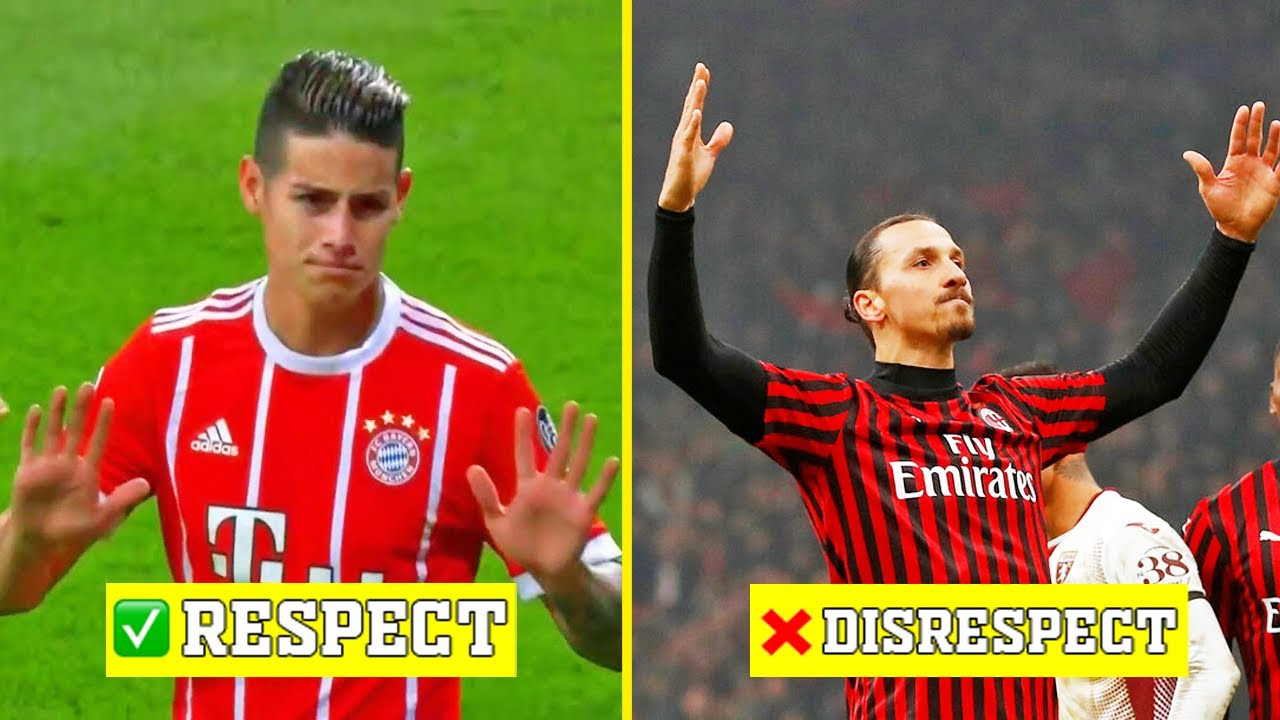 Famous Goals Against Former Clubs in Football - Respect & Disrespect