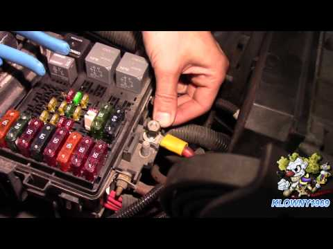 How To Wire A Fuse Block - Easy
