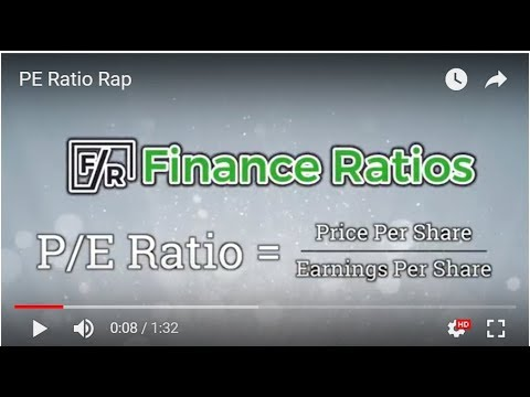 PE Ratio Rap