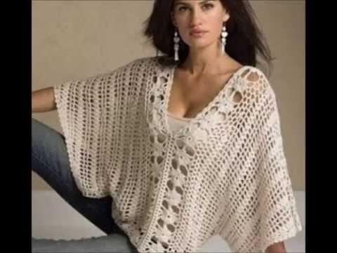 crochet easy shrug or blouse free Pattern