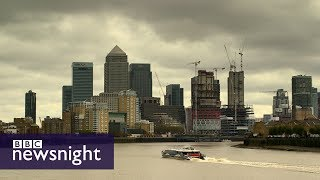 Business, Brexit and the case of no deal - BBC Newsnight
