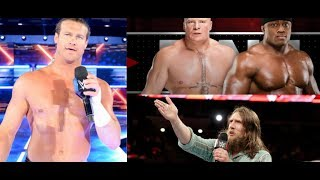 WWE DANIEL BRYAN RING RETURN Done! Dolph Ziggler SIGNS NEW WWE Deal! LASHLEY vs LESNAR NEWS Updates