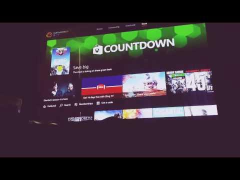 Xbox one free movie app